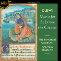 Music for St James the Greater
